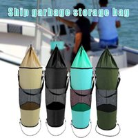 Pool & Accessories Ship Garbage Storage Bag Yacht Kayak Cruise Breathable Mesh NOV99