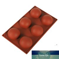 Half Sphere Silicone Soap Molds Bakeware Cake Decorating Tools Pudding Jelly Chocolate Fondant Mould Ball Shape Biscuit Tool OWE6571 Factory price expert design