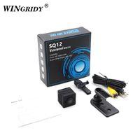 100% Original SQ12 HD 1080P Wide Angle Sensor Night Vision MINI Camcorder DVR Video Cam Sport DV Small Camera PK SQ11 SQ13 SQ23 Cameras