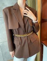 Women's Suits & Blazers 118525 118526 Fashion Classic Trendy Designer Clothes Ladies Tops Woman Coat Suit Spring Autumn