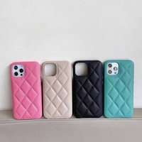 fashion pu leather phone cases for iphone 12 pro max 11 11Pro 11ProMax 7 8 plus X XR XS XSMAX designer cover lu xury tpu shell