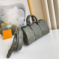 Женская сумочка для хранения XS Classic Flower Speedy Handle Tote M57960 Высококачественная кожаная подушка для подушки Дизайнер Роскошные сумки Кошельки Мужские сумки дизайнеры Crossbody