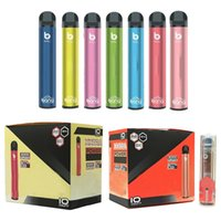 Bang XXL Dispositivo de Vaes Dispositivos de Caneta 800mAh Batterys 6ml PODs Prefalcados Vapors 2000 Puffs Bang XL Puff Bar Plus XXL
