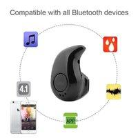 Fábrica OEM Mini S530 Auriculares inalámbricos Bluetooth en audífonos deportivos para el oído Auriculares auriculares con micrófono para iPhone 11 Pro Max XR Todos los teléfonos inteligentes