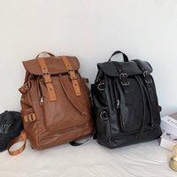 الرجال pu ظهره حقيبة كتف جلدية محاكاة حقيبة الكتف الفاخرة حقيبة يد مدرسة فتاة حقائب الهاتف عطلة