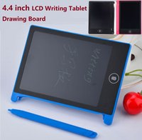 Hot 4.4 inch digital drawing pad Graphic lcd writing pad With Stylus Pen lcd writing tablet for Adults Kids Children