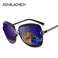 New fashion women's polarized sunglasses elegant gradient Polarized Sunglasses Women's Sunglasses Women's fashion c1007 Designer Glasses