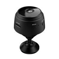 A9 1080P Full HD Mini cámara Spy Video CAM WIFI IP Inalámbrico Seguridad Cámaras Ocultadas Cámaras Home Inicio Visión nocturna Visión pequeña Videocámara
