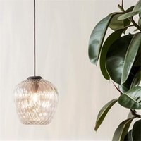 Pendant Lamps Nordic Retro Light LED Blown Series Home Indoor Living Room Decor Bedroom Dining Kitchen Bar Glass Lamp