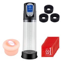 yutong Vacuum Electric Penis Pump Masturbation Stimulator USB Automatic Extender Enlarger nature Toy for Men Enlargement Shop