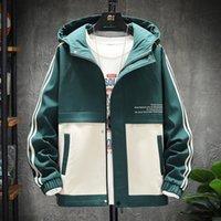 Мужские куртки 20ss поступление весна осень бизнес сплошной мода dhdyfff пальто мужская повседневная тонкий стенд воротник бренда мужчины Bomberfs Jack