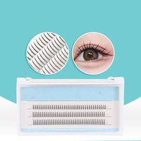 False Eyelashes Professional Makeup Individual Lashes Cluster Natural Fluffy 3d Mink Eyelash Extension Eye