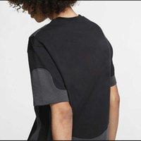 T 2021 shirt Designer Style Men's summer leisure high quality trend women's Off short sleeve dress print letter pattern crew neck