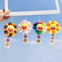 HUM0Z BROCHES DE KOREA CURANTE BRÁCHO HUA CHENYU Color Colorido Cara Murakami Pines Colgante Accesorio Sunflower Pin Pin Accesorios