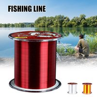 Braid Line Nylon Fishing Abrasion Resistant Braided Lines Super Solid Zero Stretch For SM