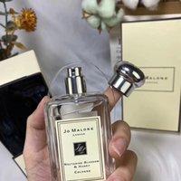Yüksek Kalite Jo Malone Londra Parfümler Turuncu Acı Bitterler Lime Basil Mandarin Nektarin Çiçeği Bal Köln Parfüm 100 ML Kadınlar Için Hızlı ve Ücretsiz Teslimat