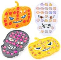 2021 Toy Pop Fidget Halloween Anti-Rat Pionnier Pumpkin Skull Party Nouveau Jouets de soulagement de stress fantaisie