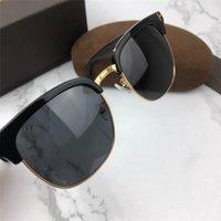 Di alta qualità di lusso Tom Women Retro Big Frame Designer Brand Designer Vintage Occhiali da sole Occhiali da sole per gli uomini Ombra di moda UV Occhiali da sole con scatola regalo F TF211 5178 52 211