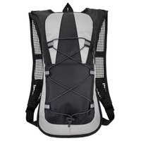 Wholesale Pack Nylon Bladder Sports Soft bike Backpack Fishing Hydration backpacks Cycling 5L water Bags Hiking Outdoor Camping shoulders bag