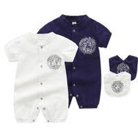 Hohe Qualität Baby Mädchen Kleidung Set Weiche und atmungsaktive Neugeborene Babykleidung Set für Jungen Kinder Jumpsuit