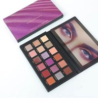 Beauty Eyes Makeup shadows palette Rose Gold perfect 18 colors Eyeshadow Palettes matte shimmer Rose eye shadow paletes 6 styles