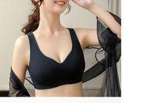 1 teile / kinder camisole thailändische latex unterwäsche frauen dünn kein stahl ring ultra-light lingerie sammeln cropp top sportweste schlaf bh bra 6 farben vorhanden bralette m-xxl