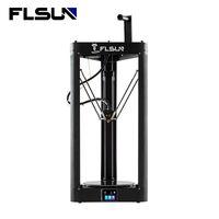 FLSUN 3D принтер принтер QQ-S-PRO AUTO выравнивания датчика предварительного узла Титан экструдер TFT 32 бита доски Drukarka