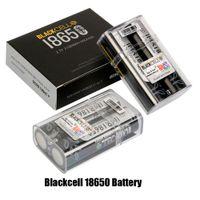 أصيلة Blackcell IMR18650 البطارية 3100mAh 40A 3.7 فولت قابلة للشحن ليثيوم vape البطارية شقة أعلى استنزاف عالية 18650 مربع وزارة الدفاع 100٪ حقيقية