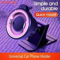 Araba Dashboard Cep Telefonu Tutucu HUD Tasarım Kaymaz Hücre Dağı Sehpa Güvenli Sürüş Akıllı Telefonlar Tutucular Mounts