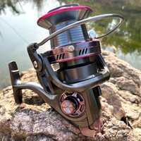 9000- 12000 Series Fishing Wheel Metal Spinning Reel 4. 0: 1 12...