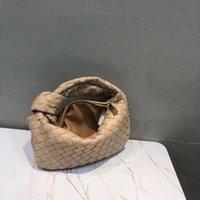 Designer Tote Bags Intrecciato Borsa in pelle Designer Donnette da donna Borse Borse Borse di lusso Tessuto Jodie Hobo Soft Voluminoso Portafoglio Fashion Donne Frizione
