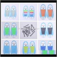 أحزمة الحماملات ولديسة الطفل، والأمومة اللون للجنسين من السهل لا التعادل والبالغون القيل من الأحذية مطاطا أقواس الأطفال تشغيل أربطة الأحذية تناسب جميع