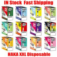 100٪ HAKA XXL الجهاز الأصلي عدة 2800 بطارية عصا نفث جراب 5 ملليلتر prefled vape زائد القلم شريط المتاح 1700mAh أصيلة tdrql