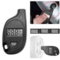 Herramientas de diagnóstico Neumático inalámbrico digital Medidor de presión de seguridad de automóviles Medidor de seguridad Testador de neumáticos para sensor de rueda automática