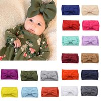 Baby Girl Headbands Born Hairband Headband Bandeau Toddler F...
