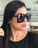 U00a0designer Sunglasses Women Luxury Designer Sunglasses For Womens Tf617 High Quality Men Sun Glasses Plate Frame Fashion Big Frame Glasses