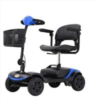 2022 outdoor bike Garden Sets Metro 4 wheel electric bicycle powered wheelchair compact mobility scooter minimum price