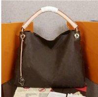 2021 Luxo Artsy Handbags Moda Lady Crossbody Bags Alta Qualidade Chain Bolsas Mulheres Sacos de Ombro Designers Saco Artsy Tote