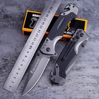 MOKYING 58HRC Folding Knife Pipe Cutter Pocket Knives G10 Handle Tactical Outdoor Survival Combat EDC Hunting Folding Knife