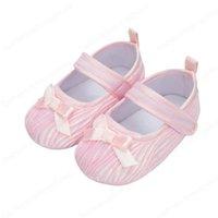 Noworodek Pierwsi Walkers Baby Girl Moccasins Shoes Bow Fringe Soft Sof Slip Footwear Crib Shoes