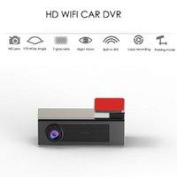 Wi-Fi DashCam Car DVR Dash Camera Auto Video Recorder Registrar Motion Detector Night Vision Driving DVRs