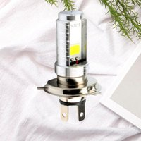 Autoscheinwerfer H4 / COB / 6W Superbright LED-Scheinwerfer Motorradlicht elektrischer Scheinwerfer