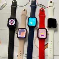 44mm pour Apple Watch Series 6 Iwatch 6 IWO13 Smart Watch Sport Watch Sport avec chargement sans fil avec boîte d'emballage