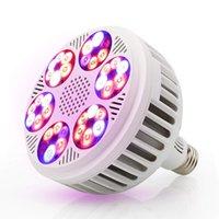 E27 LED Grow Light 120W Full Spectrum Plant Lights Bulb SMD3030 12W Lamp Beads Socket Indoor PAR38 Greenhouse Plants Growth