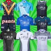 뉴스 2020 2021 피지 홈 및 멀리 럭비 유니폼 단일 리그 셔츠 7S 2019 셔츠 플러스 사이즈 XXXL 4XL 5XL Sevens 훈련 기념품 판