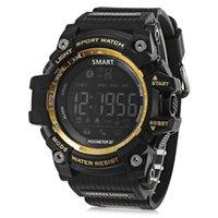 Xwatch الذكية ووتش اللياقة تعقب IP67 ماء سوار عداد الخطى الاتفاقات ساعة ساعة اليد الذكية لالروبوت اي فون ios ووتش