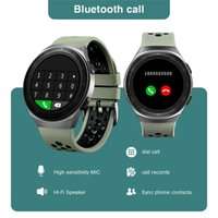 Smart Watch Bluetooth Sport Band IP67 Waterproof For Men Women Blood Pressure Fitness Tracker Smartwatch