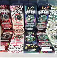 ONEUP 350mg Packaging Boxes Empty 3.5g One up Magic Package Box for Tobacco Dry Herb Flowers