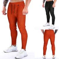 Men's Pants Sports Fitness Training Running Sweatpants Male Trousers Jogging Mens Pencil Workout Drawstring Men Clothing