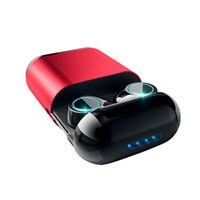 S7 TWS Wireless Bluetooth headphone Earphones 5.0 Stereo Earbuds Headset with Mic and Charging Box